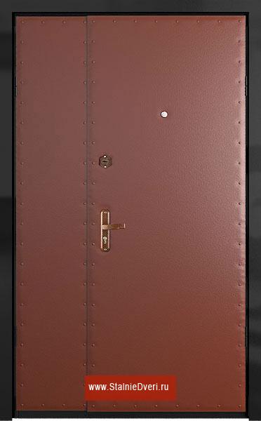 металлические двери эконом класса лифтовые