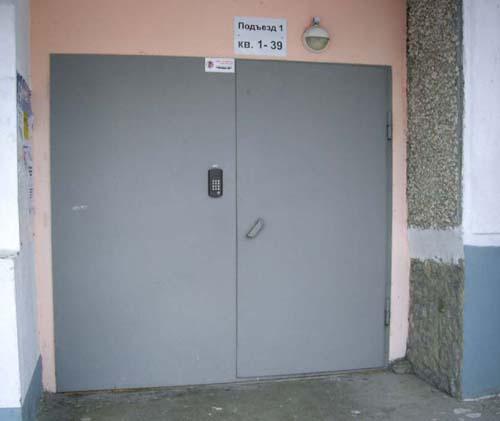 металлические двери в подъезд значительный вклад в