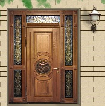 фото двери металлические входные